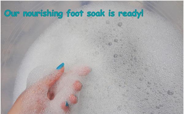 omemade Foot Sook