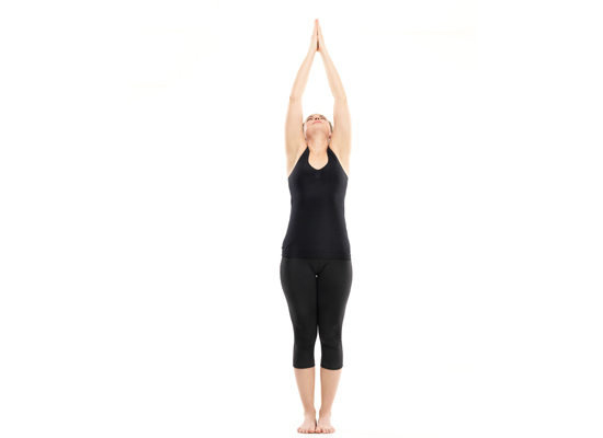 Tadasana-(Mountain-Pose)