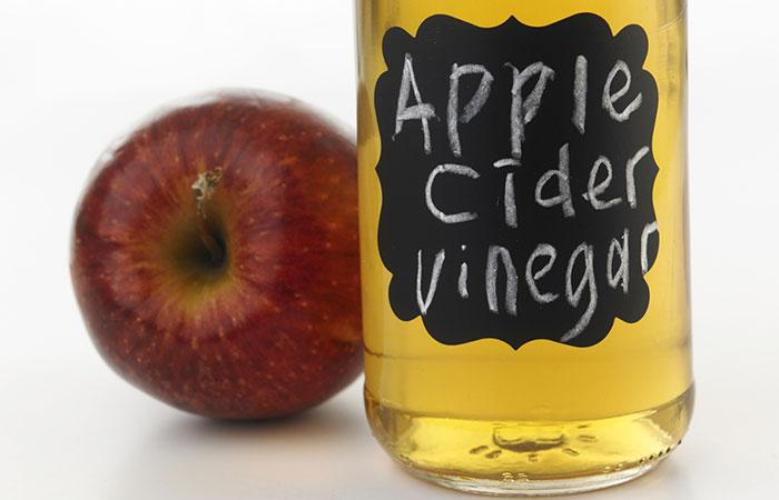 1. Apple Cider Vinegar For Flawless Skin