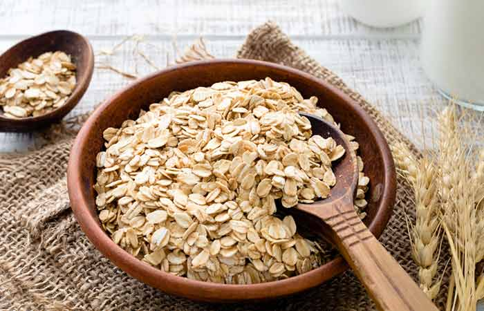 Foods Rich In Manganese - Oats
