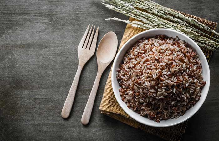 Foods High In Manganese - Brown-Rice
