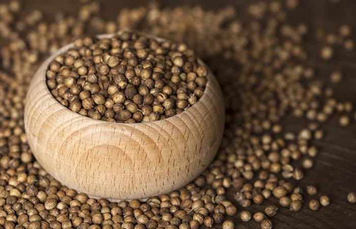 10.-Coriander-Seeds