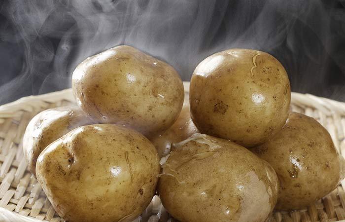 tennis elbow - Potato