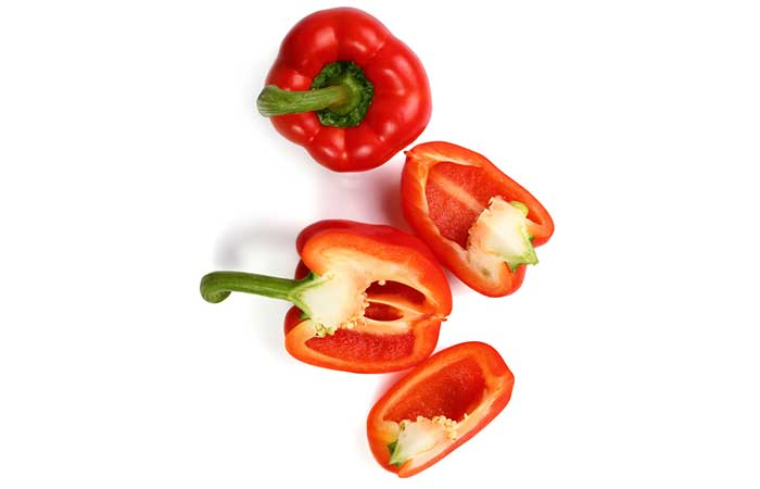 10. Red Bell Pepper