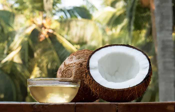 11. Coconut Oil