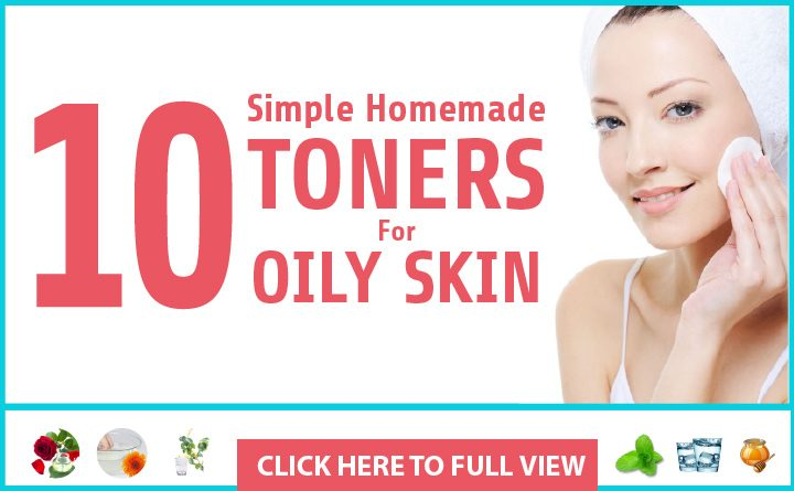 12 Simple Homemade Toners For Oily Skin-1