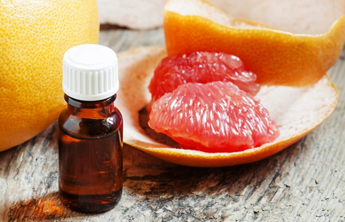 Grapefruit Oil Benefits