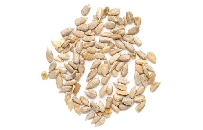 12. Sunflower Seeds