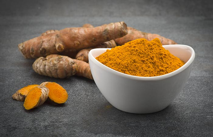 12. Turmeric For Chest Congestion