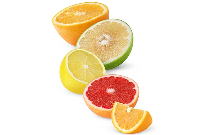 13. Citrus Fruits