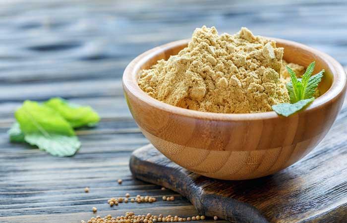 13. Mustard Powder