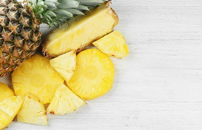 tennis elbow - Pineapple