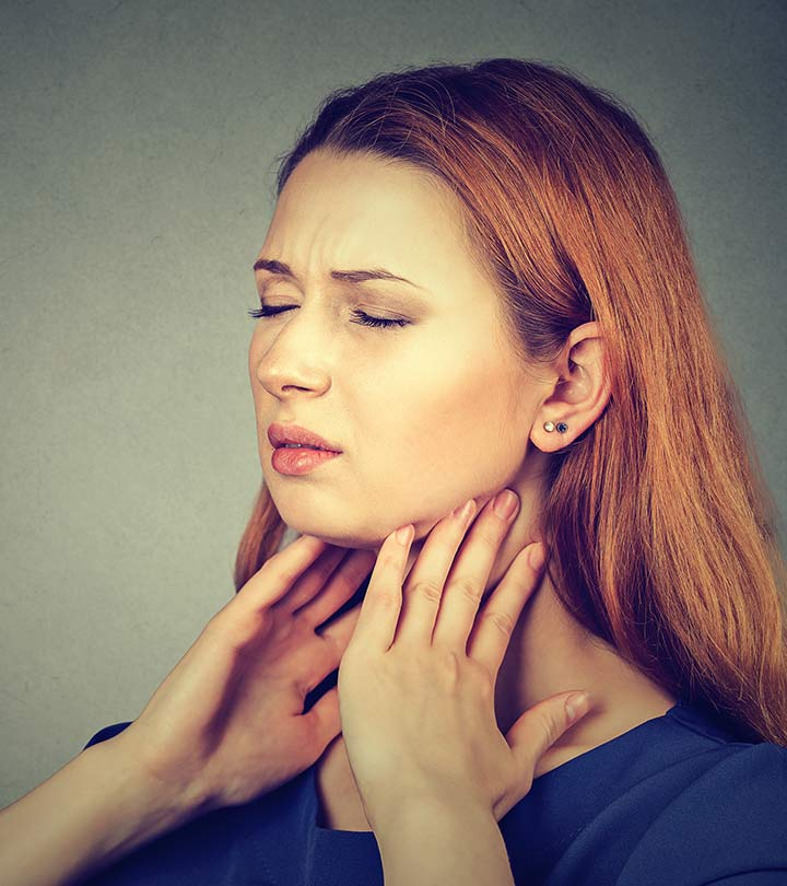 Tonsillitis – Causes, Symptoms, And Home Remedies