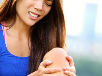 14 Natural Remedies For Knee Joint Pain + Causes And Prevention Tips
