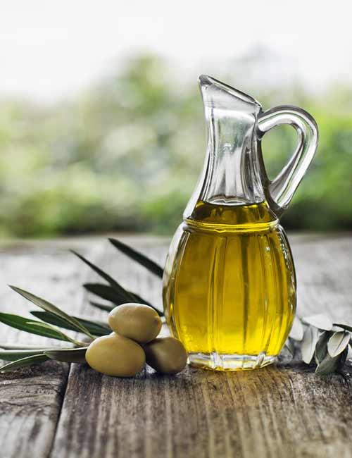 15. Olive Oil