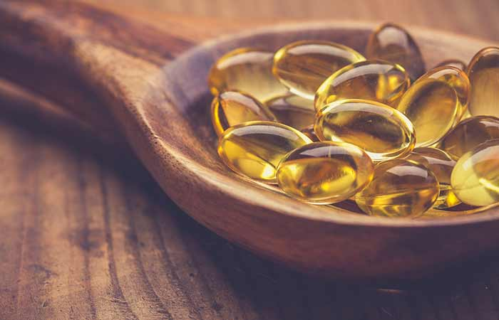 Hot Flashes - Omega-3 Supplements