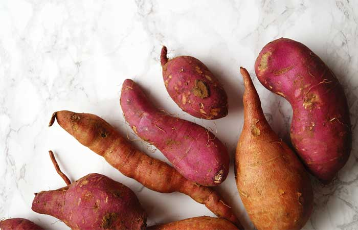 15. Sweet PotatoPurple Sweet Potato