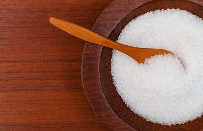 17. Epsom Salt