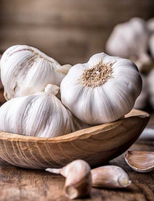 Home Remedies To Get Rid Of Itching Skin - Garlic