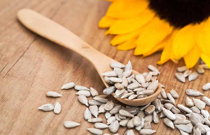 17. Sunflower Seeds