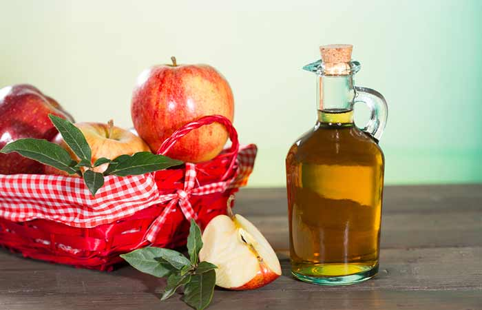 Hot Flashes - Apple Cider Vinegar