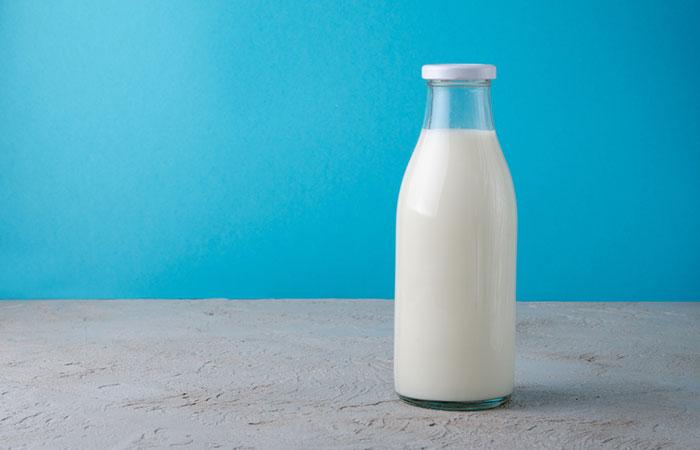 20. Raw Milk For Flawless Skin