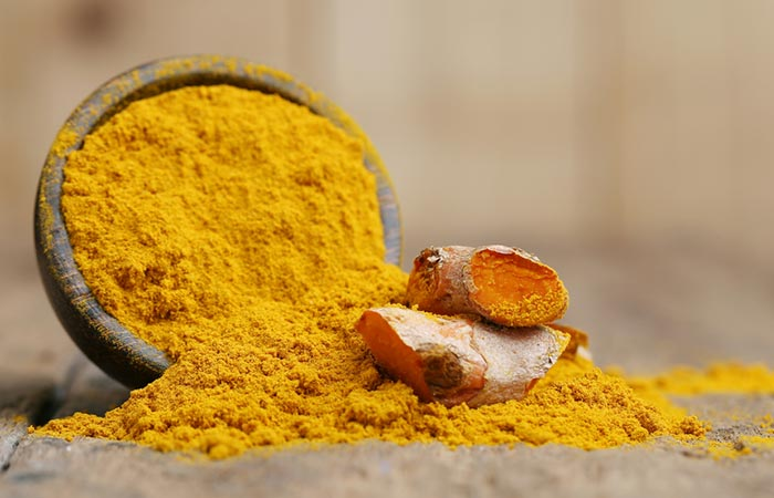 Foods High In Manganese - Turmeric