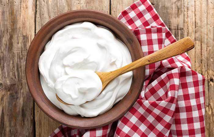 23. Yogurt