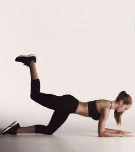 6 Donkey Kick Exercises For Firmer Buttocks