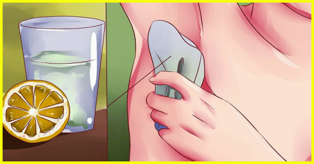 25 Effective Home Remedies For Reducing Body Odor