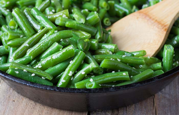 Foods Rich In Manganese - Green-Beans