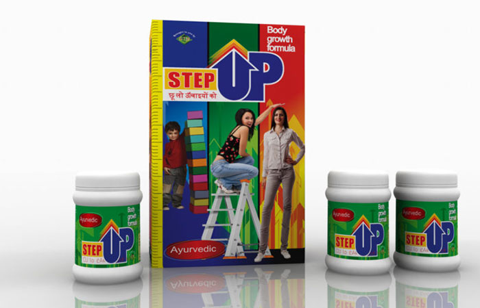 3. Original Step Up Height Increaser Formula