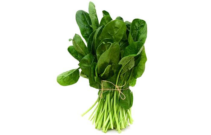 3. Spinach