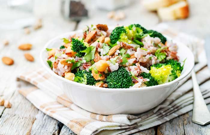 Vegetarian Salad Recipes - Broccoli Salad