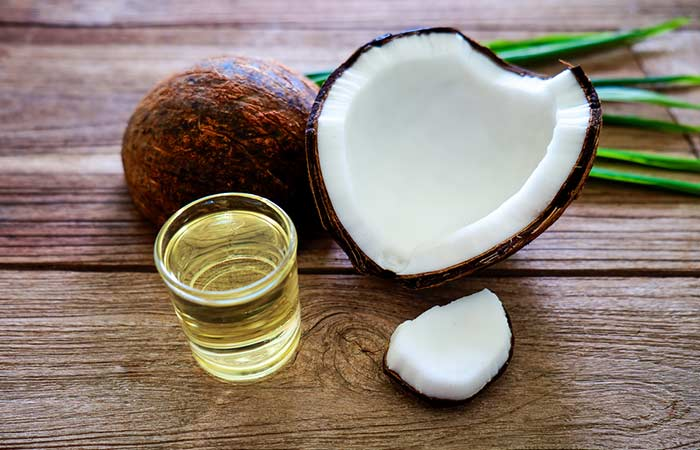 4. Coconut Oil For Flawless Skin