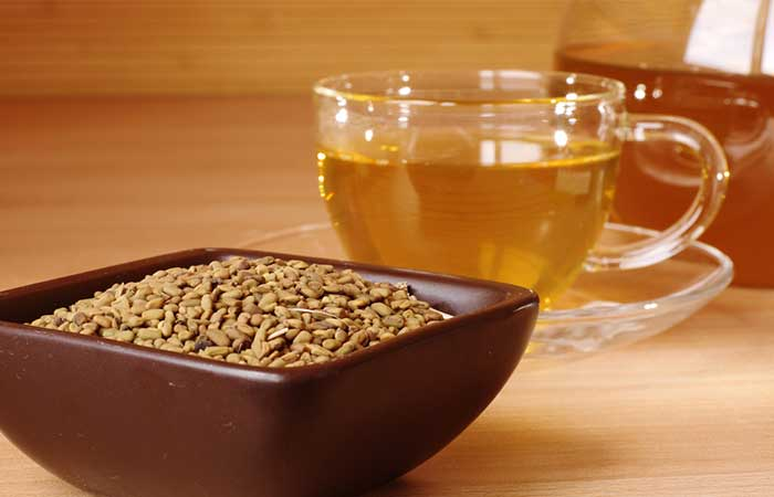 4. Fenugreek Tea