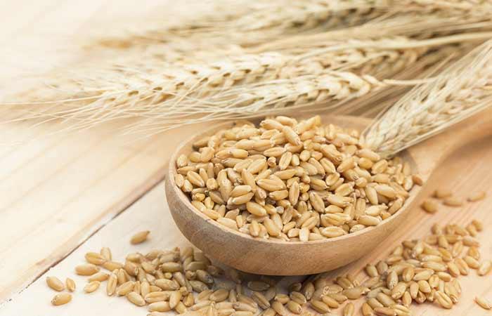 Foods Rich In Manganese - Barley