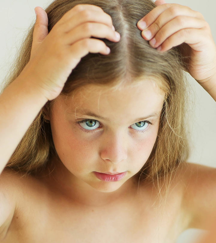 6 Main Causes Of Hair Loss In Children