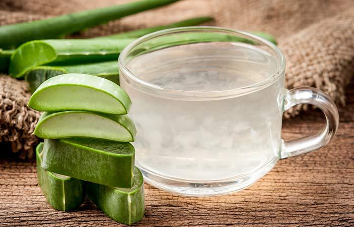 6. Aloe Vera Juice