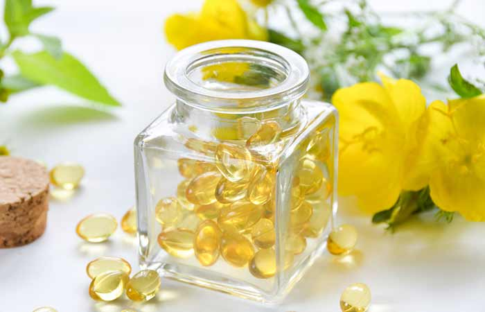 Hot Flashes - Evening Primrose Oil