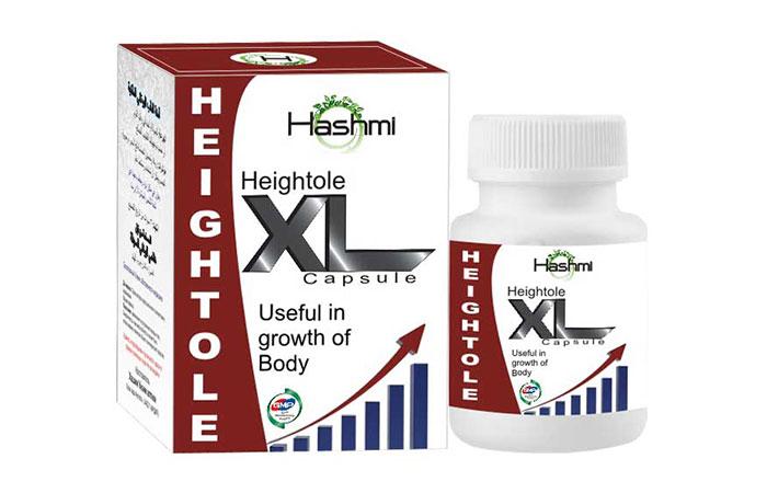 6. Hashmi Heightol – XL