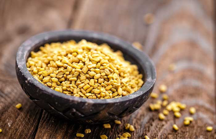 7. Fenugreek Seeds