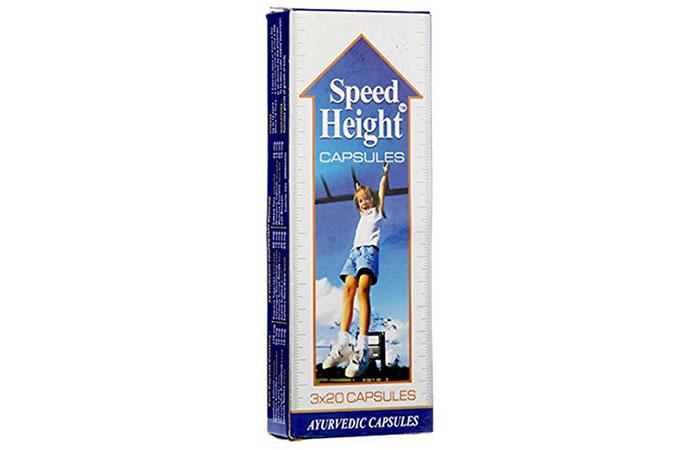 8. Speed Height Capsules