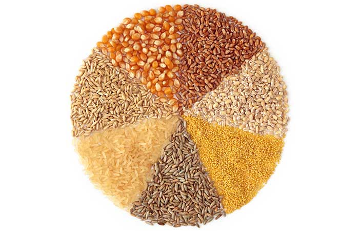 8. Whole Grains