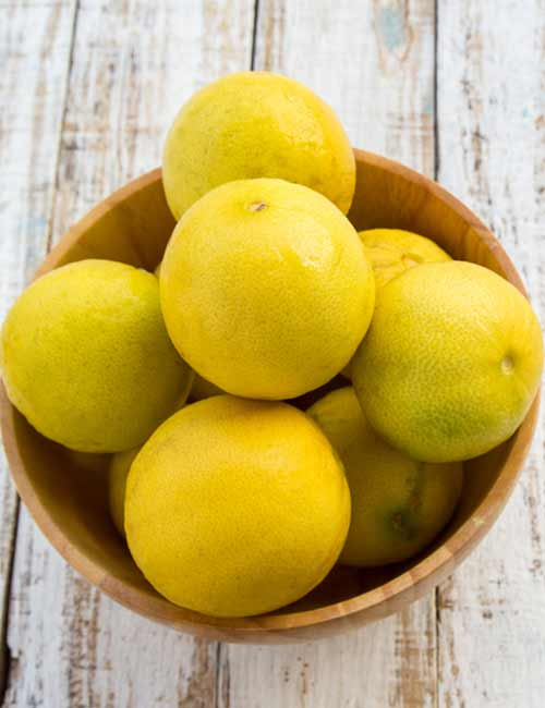 Home Remedies To Get Rid Of Itching Skin - Lemon