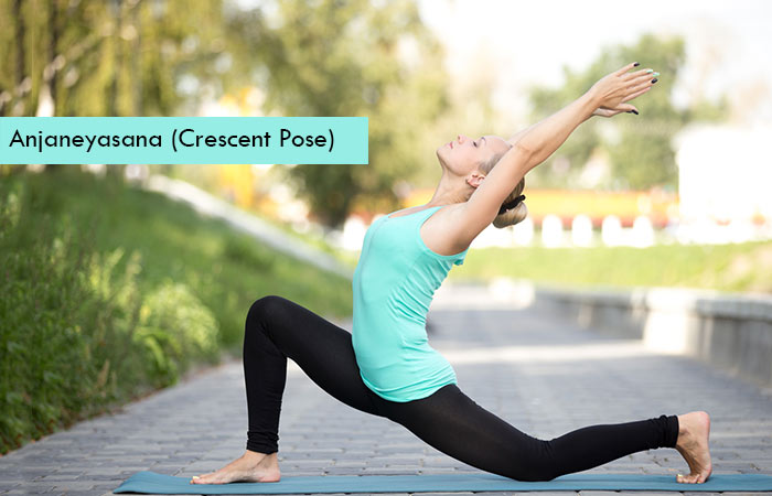 Anjaneyasana-(Crescent-Pose)