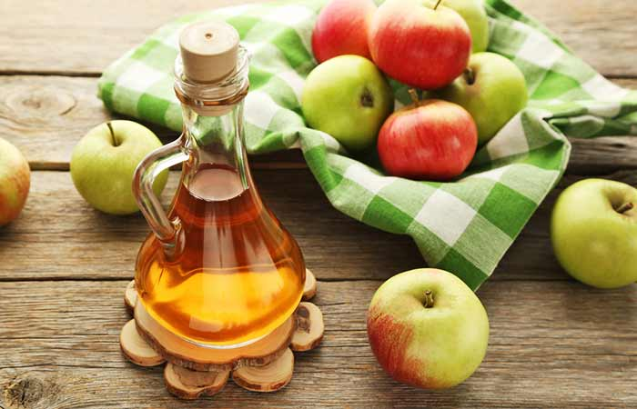 Skin Allergy Remedies - Apple Cider Vinegar