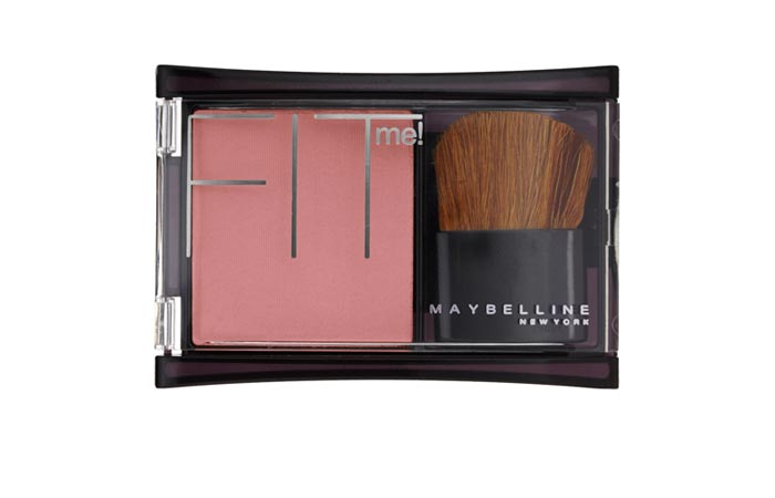 Maybelline Fit Me Blush in Pale Rose