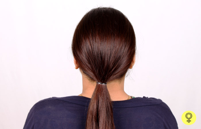 Enjoyable Bun Hairstyle A Step By Step Tutorial Hairstyle Inspiration Daily Dogsangcom