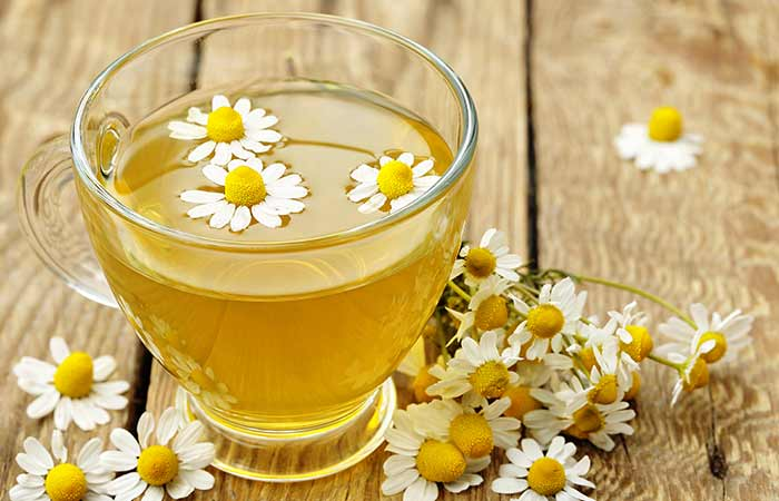 Chamomile Tea For Hiccups
